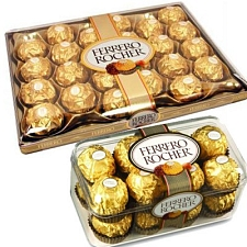 40 Pcs Ferrero Rocher Chocolates delivery to India