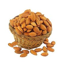 2 Kg Almonds delivery to India