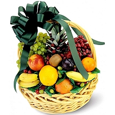 4 Kg Fruits Basket delivery to India
