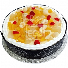 Mix Fruit Cheese Cake From Pearl Continental Hotel delivery to Pakistan