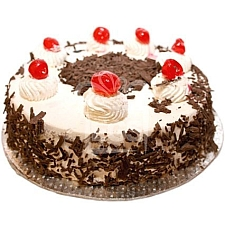 6lbs BlackForest Cake From Marriott Hotel delivery to Pakistan