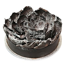 2lbs Brown Chocolate Truffle Cake From Pearl Continental Hotel delivery to Pakistan