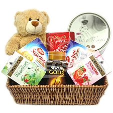 Tea And Treat Hamper