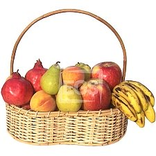 Small Fruit Basket delivery to Pakistan