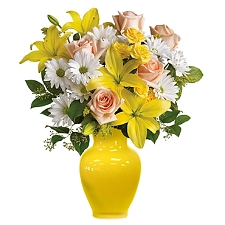 Daisies and Sunbeams Delivery to UAE