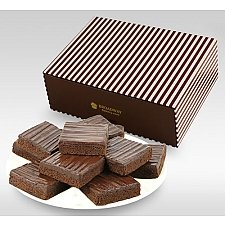 12 Chocoholic Brownies delivery to UAE