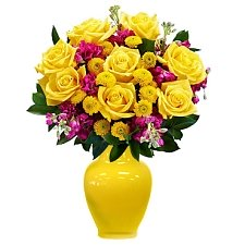 Joyful day Bouquet Delivery to UAE