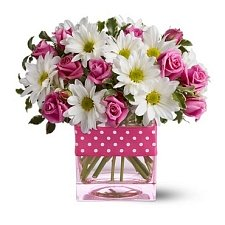 Polka Dots and Posies Delivery to UAE