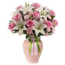 Sweet emotions mixed flowers Delivery to UAE
