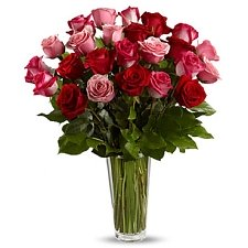 True Romance Bouquet Delivery to UAE