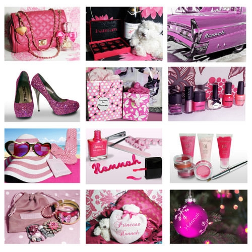 All Things Pink Calendar Delivery to UK