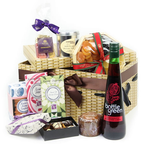 Birthday Hamper for Her Delivery to UK