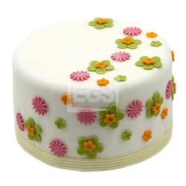 Flower duet Cake delivery UK