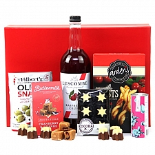 Festive Twist Hamper Delivery UK