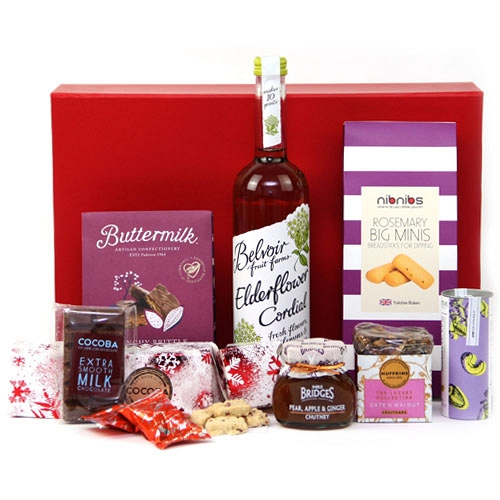 Holiday Charm Hamper Delivery UK