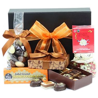 Chocolate Zest Hamper Delivery UK