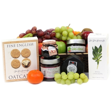 Thoughtful Fruit Hamper Delivery to UK