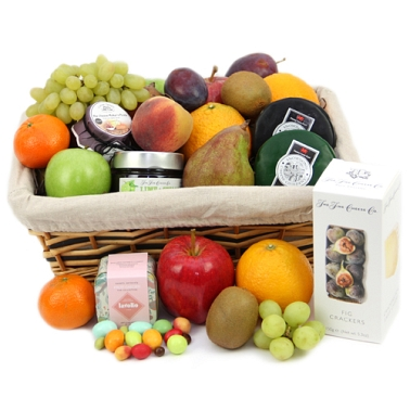 Tuscany Treat Fruit Hamper Delivery UK