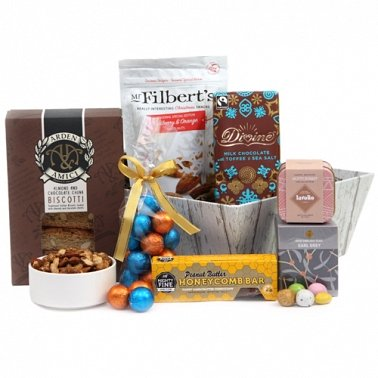 Ecstatic Chocolate Hamper Delivery to UK