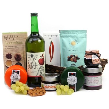 Cheese Delight Hamper Delivery UK