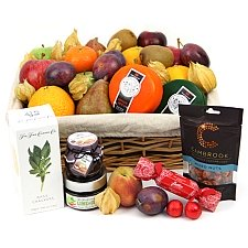 Fall Fruit and Cheese Hamper Delivery UK