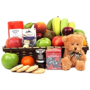 Birthday Fruit Hamper Delivery to UK