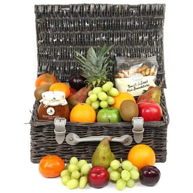 Savoury Fruit Hamper Delivery to UK
