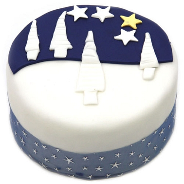 Christmas Classic Cake Delivery to UK