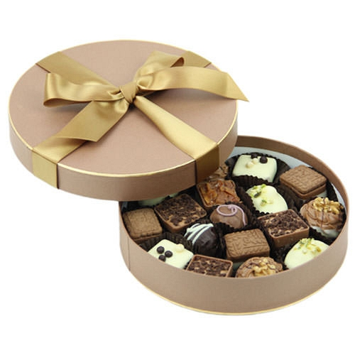 12 Chocolate Rounds Box delivery to UK [United Kingdom]