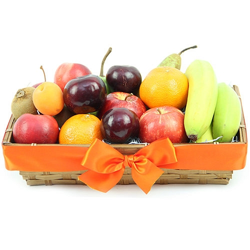 Classic Ripes Fruit Basket Delivery to UK