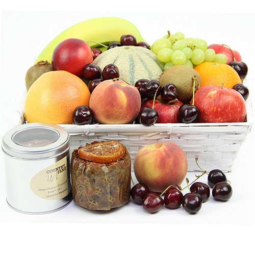 Fruit Fare Basket Delivery to UK