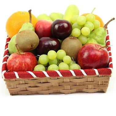 Citrus Punch Fruit Basket Delivery to UK