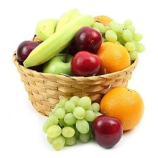 Gala Fruit Basket Delivery to UK