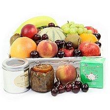 Sunday Brunch Fruit Basket Delivery to UK