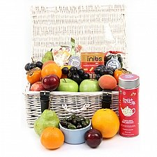 Royal Delights Fruit Basket Delivery to UK