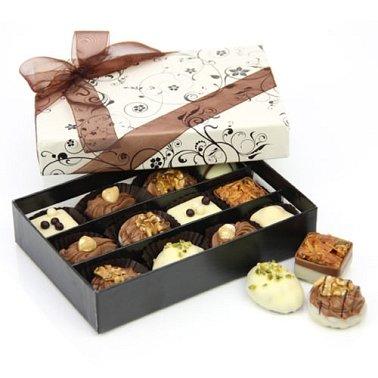 Belgian Chocolate Treat Gift Box
