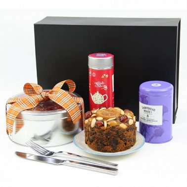 Tea Time Treat Hamper delivery UK