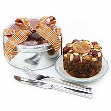 Orange Blossom Fruit Cake delivery UK