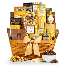As Good As Gold Hampers Delivery to USA