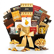 The Manhattan Gift Basket Delivery USA