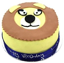 Lion King Celebration Cake delivery to UK [United Kingdom]