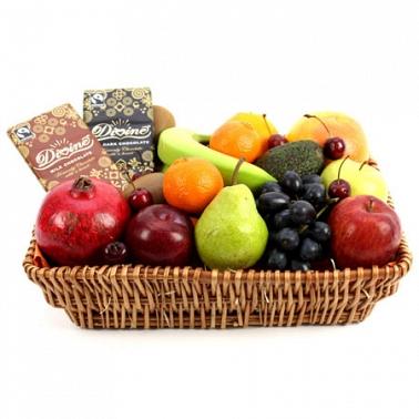 Divine Fruit Basket delivery to UK [United Kingdom]
