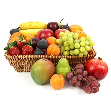 Get Well Soon Fruit Basket delivery to UK [United Kingdom]