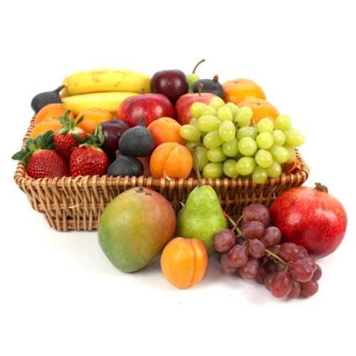 Get Well Soon Fruit Basket delivery to UK [United Kingdom]