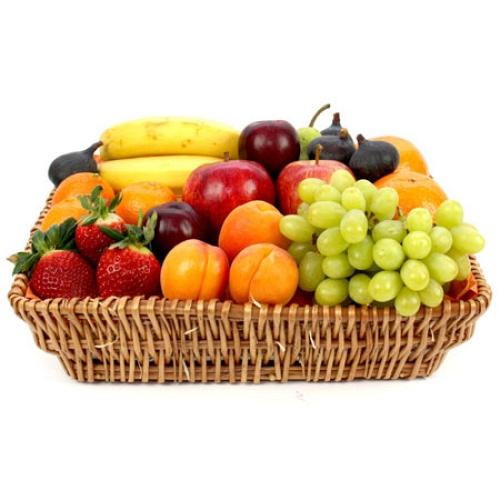 Healthy Living Fruit Basket delivery to UK [United Kingdom]