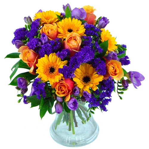 Summer Cheer Bouquet Delivery to UK