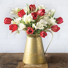 Festive Tulips Delivery to UK