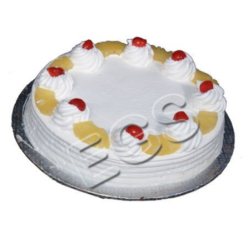 2lbs Pineapple Cake From Tehzeeb Bakers Gift Delivery To