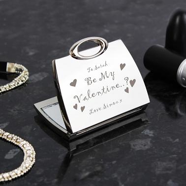 Be My Valentine Handbag Compact delivery to UK [United Kingdom]