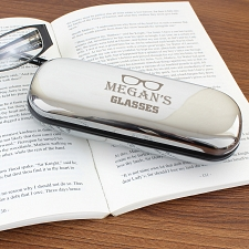 Glasses Motif Glasses Case